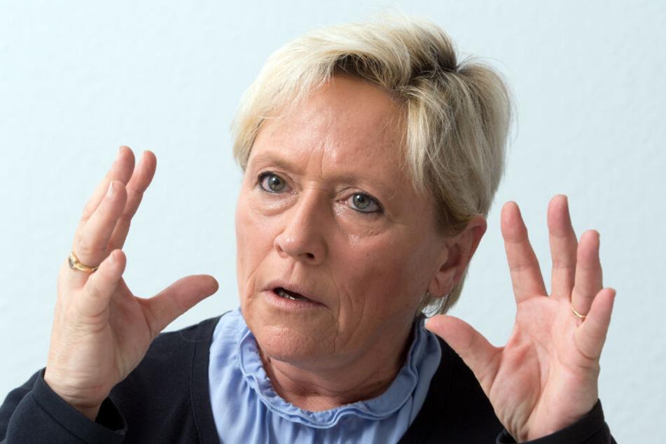Kultusministerin von Baden-Württemberg Susanne Eisenmann.