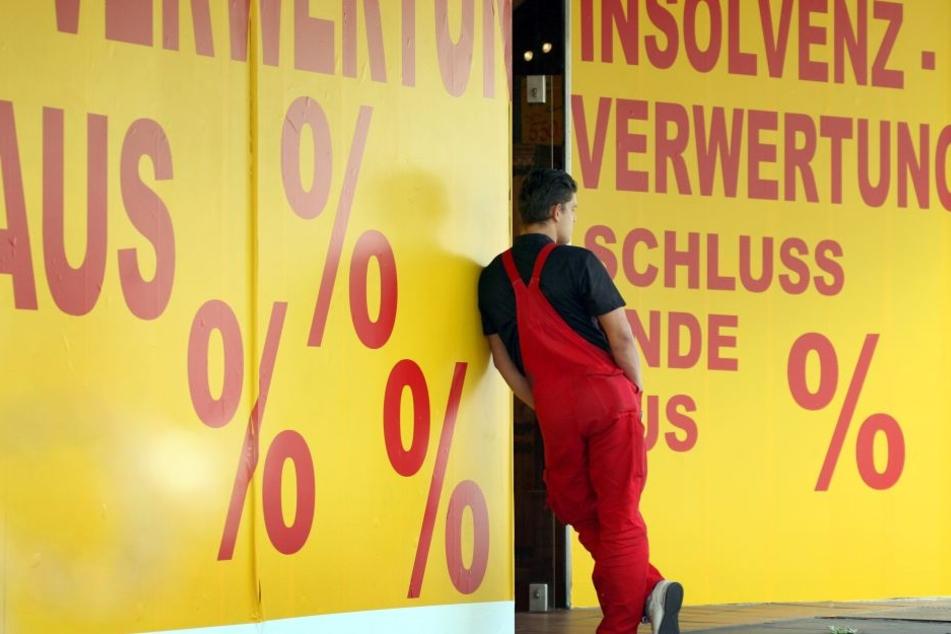 Sachsen ist Spitzenreiter mit den wenigsten Insolvenzen im ersten Halbjahr  2017.