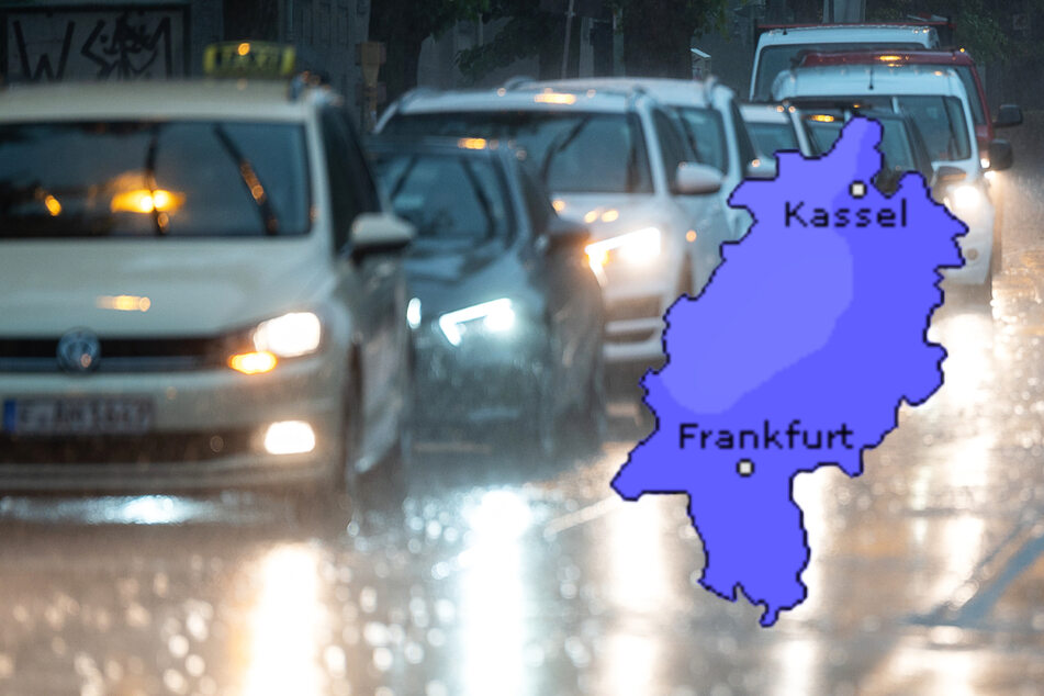 Frankfurt und Hessen: Unwetter mit Starkregen und Sturmböen drohen erneut