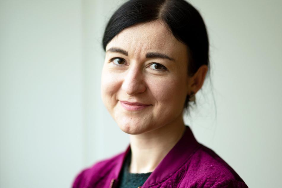 Dr. Paula Piechotta (35, Spitzenkandidierende und Direktkandidatin im Wahlkreis 153, Leipzig II)