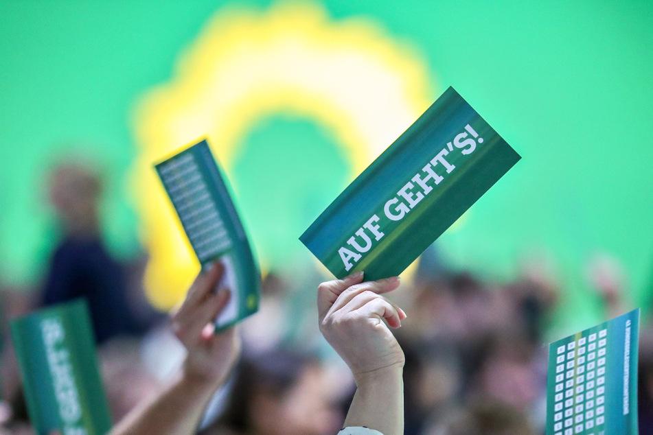 Sachsens Grüne kommen in Vorbereitung auf der Bundestagswahl am Freitag in Leipzig zusammen. (Symbolbild)