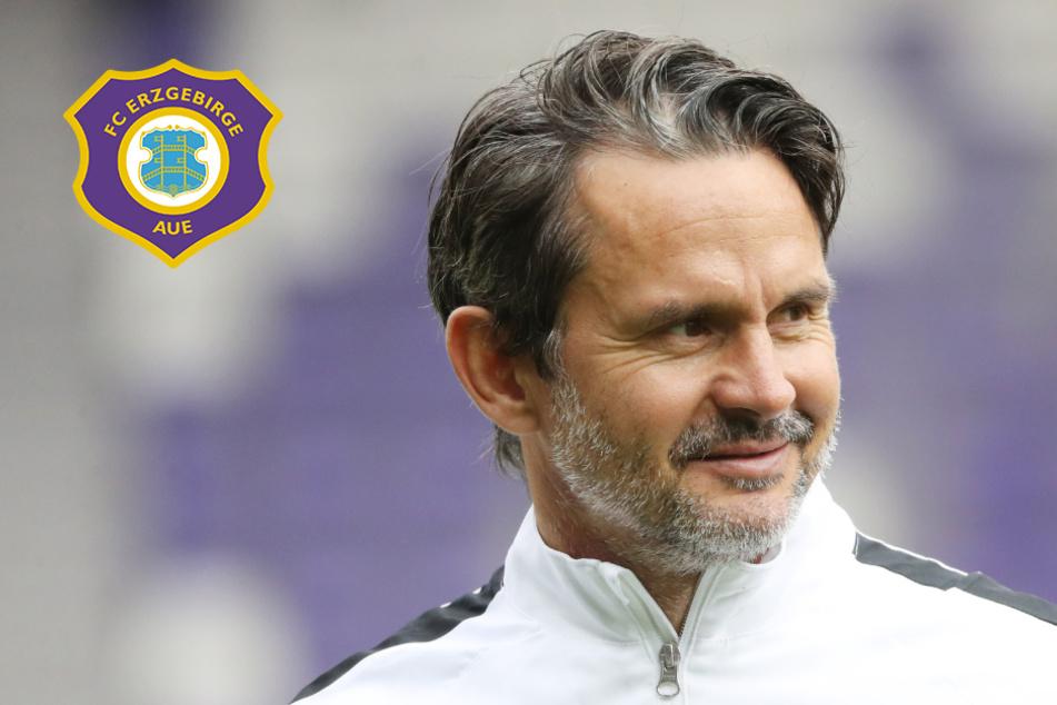 """Aue-Coach Schuster über 2020: """"Haben unsere Ziele erreicht!"""""""