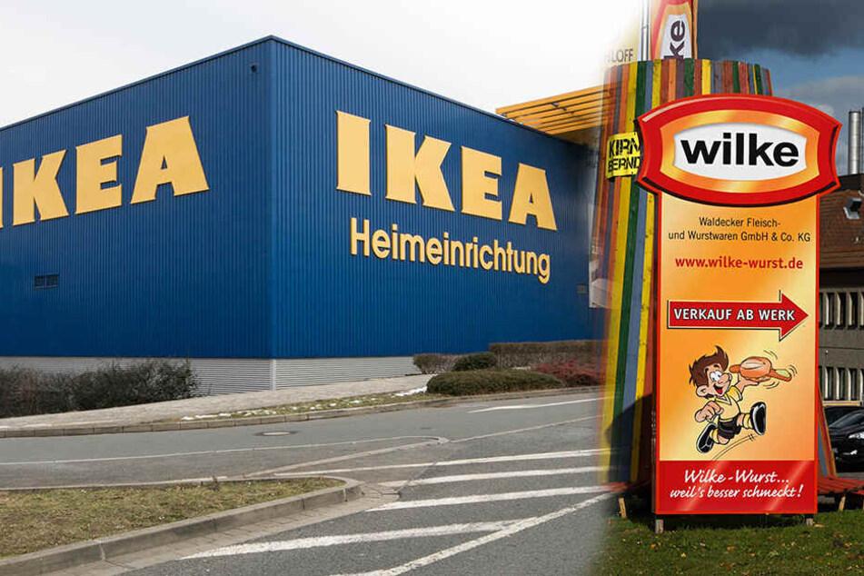 Wurst-Skandal immer größer: Keim-Fleisch wurde auch bei Ikea verkauft