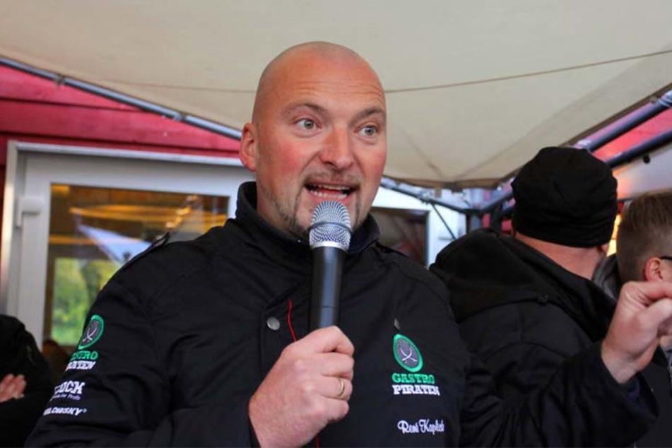 Moderiert wurde das Battle von TV-Koch René Kaplik.