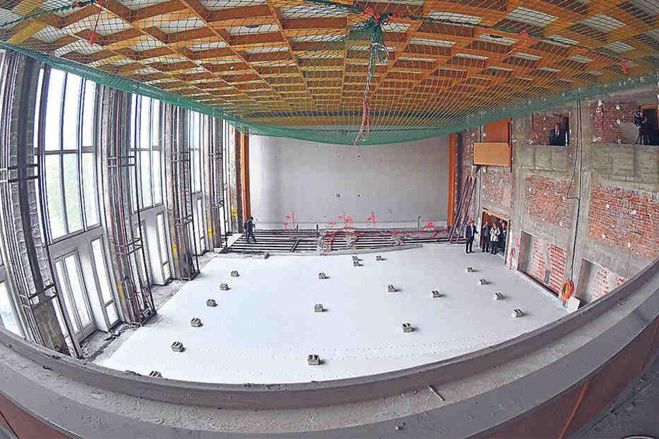 Die Kosten der Rathaus-Sanierung stiegen von 25 auf 36,8 Millionen Euro.
