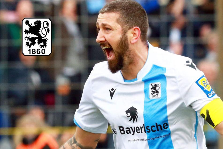 TSV 1860 München: Doch kein Löwen-Abschied von Sascha Mölders nach der Saison?