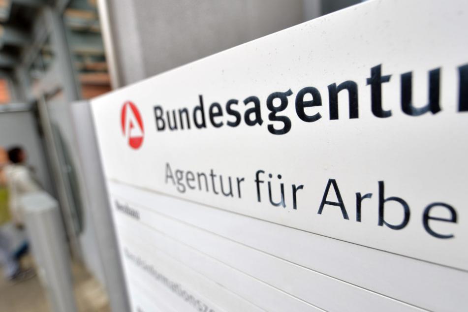 Weniger Arbeitslose in Thüringen