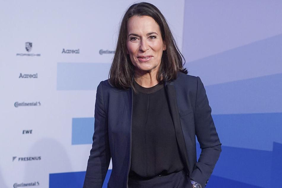 Anne Will talkt am Sonntag mit den deutschen Spitzenkandidaten für die Europawahl.