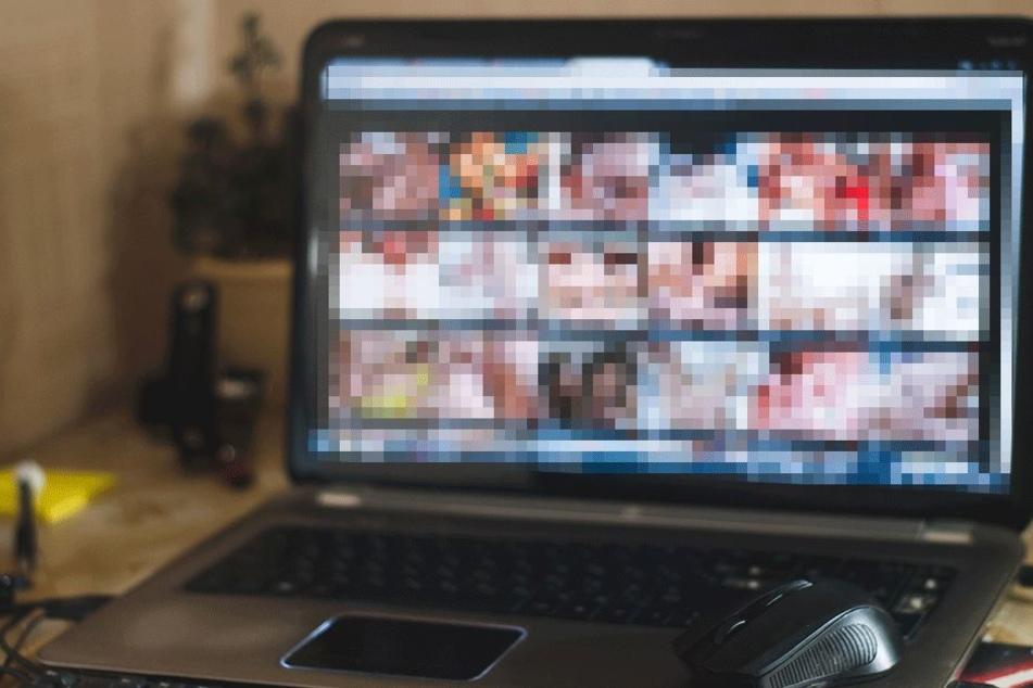Im Netz soll der Mann laut Gerichtsakten seine Videos verbreitet haben (Symbolbild).
