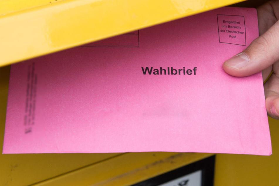 Die Briefwahl wird auch in Bayern ein immer beliebteres Mittel der Wähler. (Symbolbild)