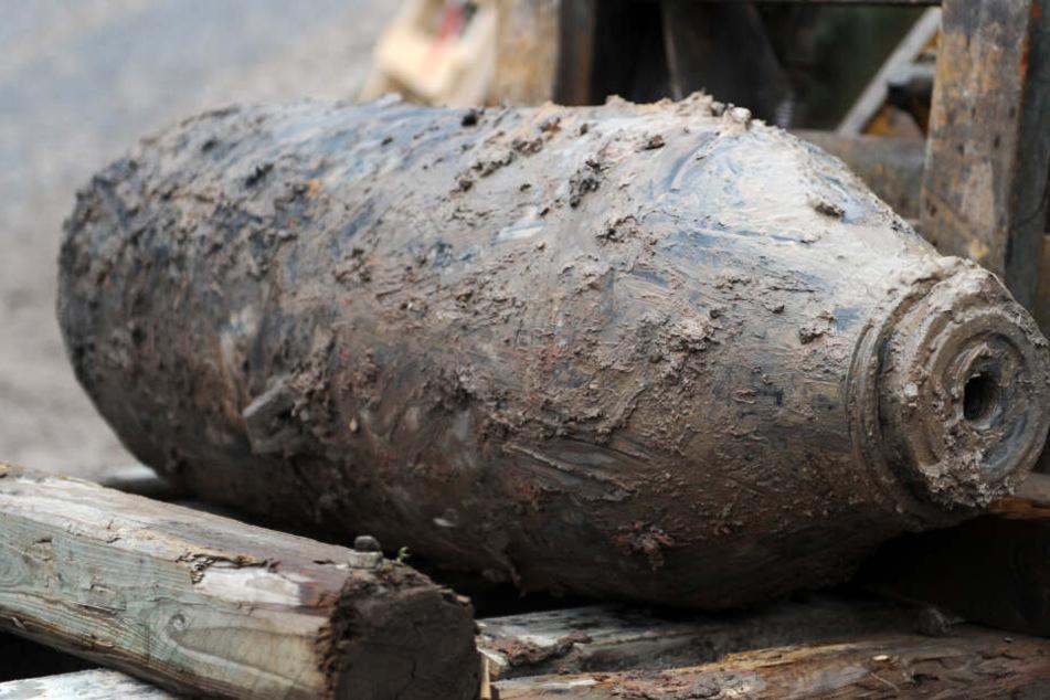Köln: Fliegerbombe in Köln gefunden: Entschärfung verschiebt sich