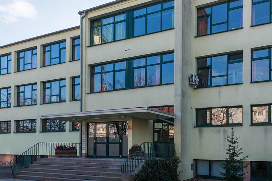 An diesem Gymnasium der HOGA in Dresden-Dobritz ist TBC ausgebrochen.