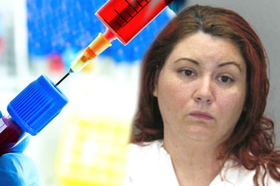 Elizabeth Malone (29) injizierte dem Kind Blut, um die Aufmerksamkeit der Ärzte zu wecken.