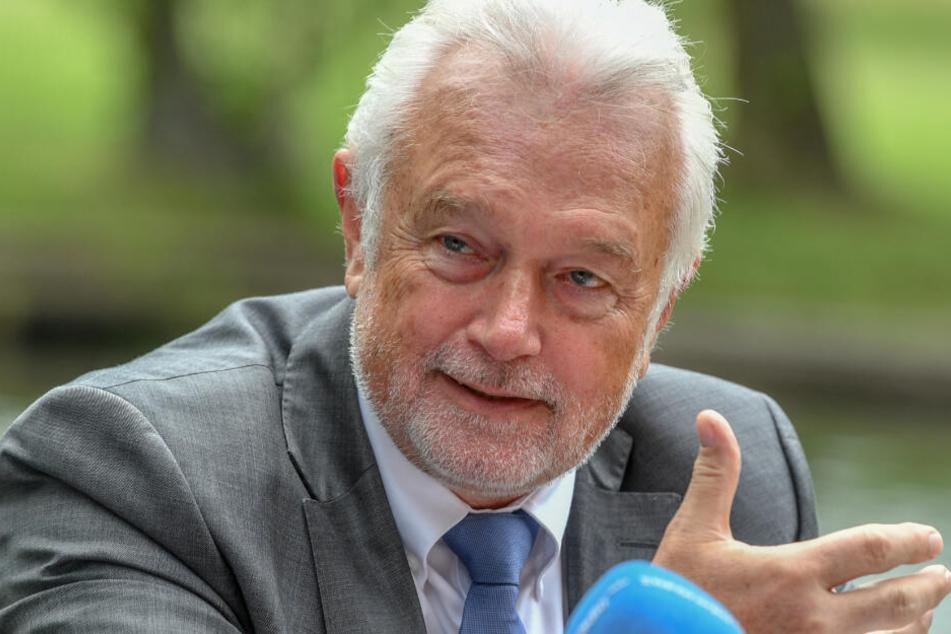 Erwartet das baldige politische Ende von Alice Weidel: Wolfgang Kubicki.