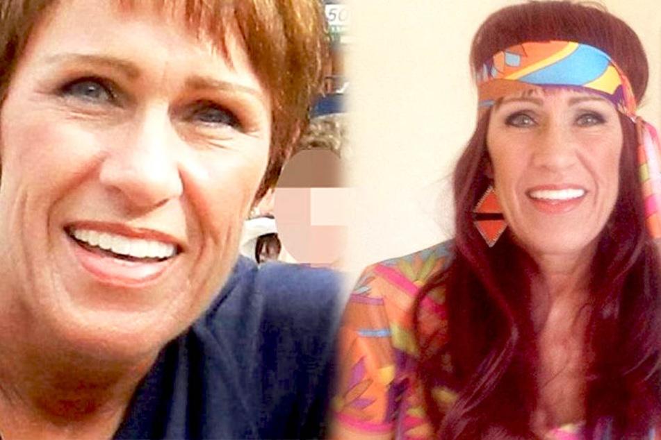 Gail Dickinson (59), war eine Bekannte der Familie und verführte im Urlaub einen Minderjährigen.
