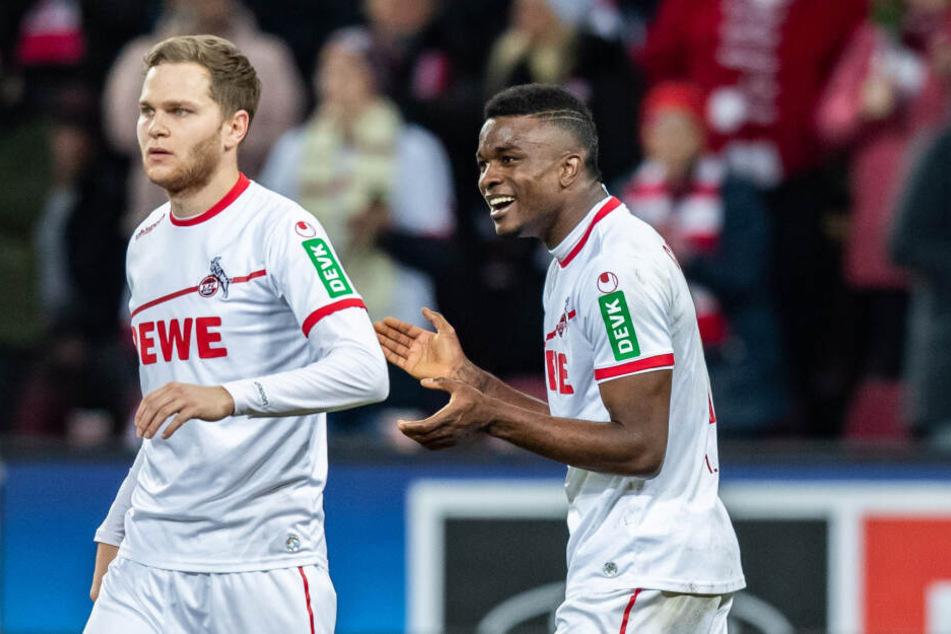 Benno Schmitz (24) spielt seit der Saison 2018/19 für den 1. FC Köln.