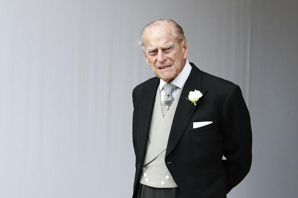 Der Mann der Queen, Prinz Philip, gab in diesem Jahr seinen Führerschein ab.