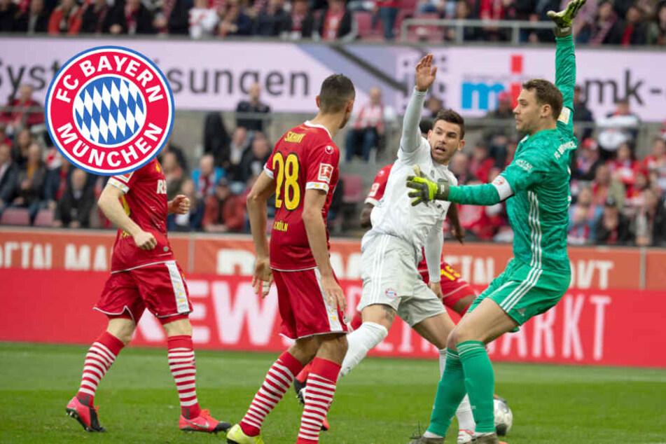 FC Bayern: Misslungenes Experiment war Grund für Abwehr-Probleme gegen Köln