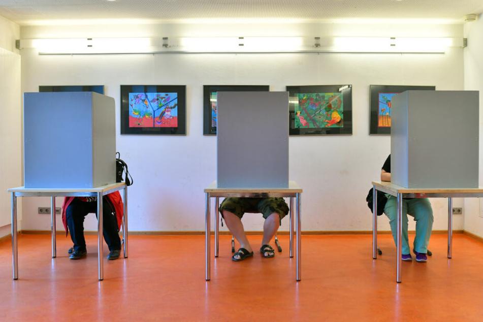 Direkt aus dem Wahllokal waren keine Wähler weggeschickt worden. (Symbolbild)