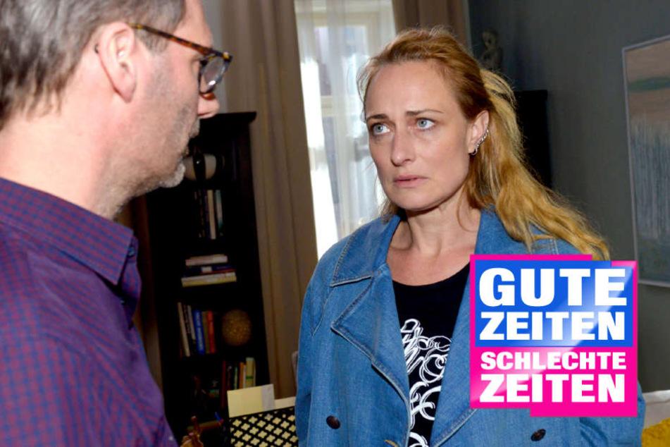 GZSZ-Geheimnis gelüftet: Er ist der Vater von Marens Baby!