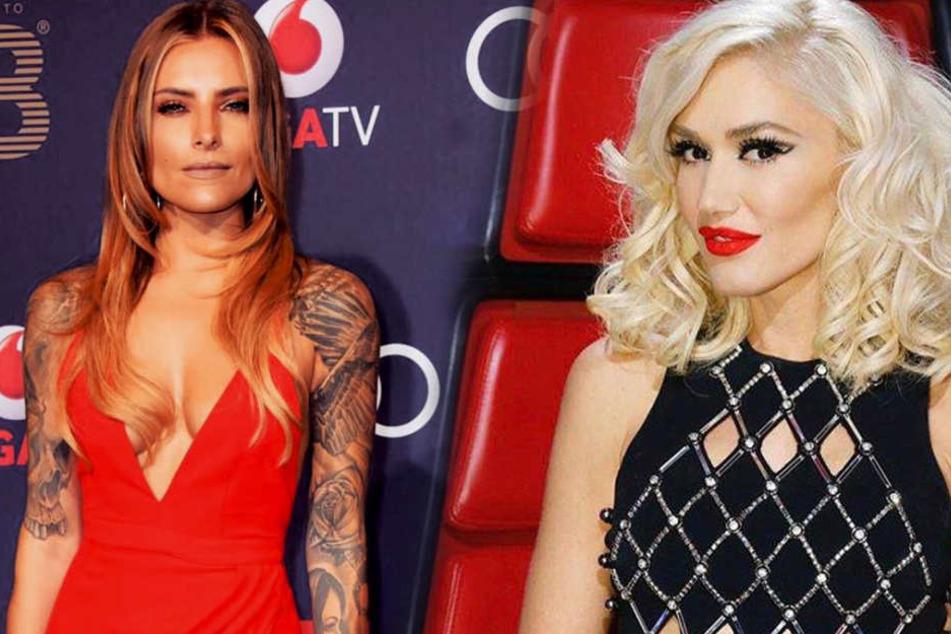 Nach Knutscherei mit ihrem Ex: Gwen Stefani schießt gegen Sophia Thomalla!
