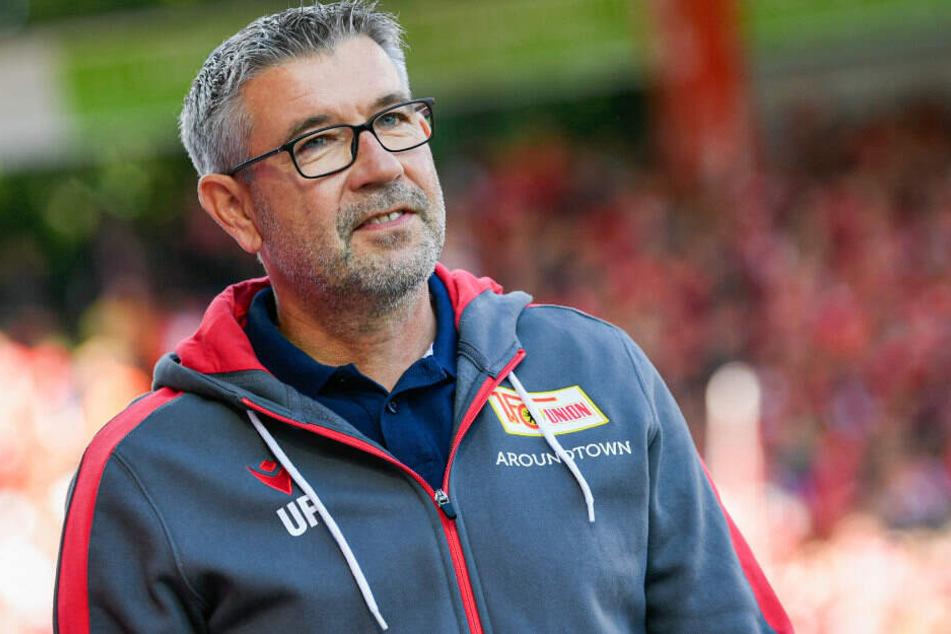 Union-Coach Urs Fischer fordert Mut.