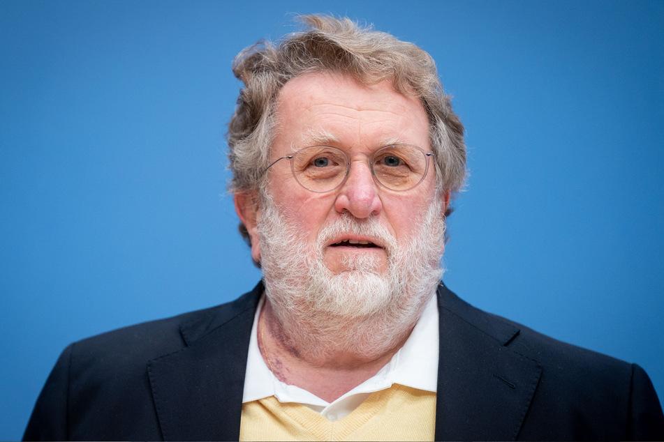 Thomas Mertens, Chef der Ständigen Impfkommission (Stiko).