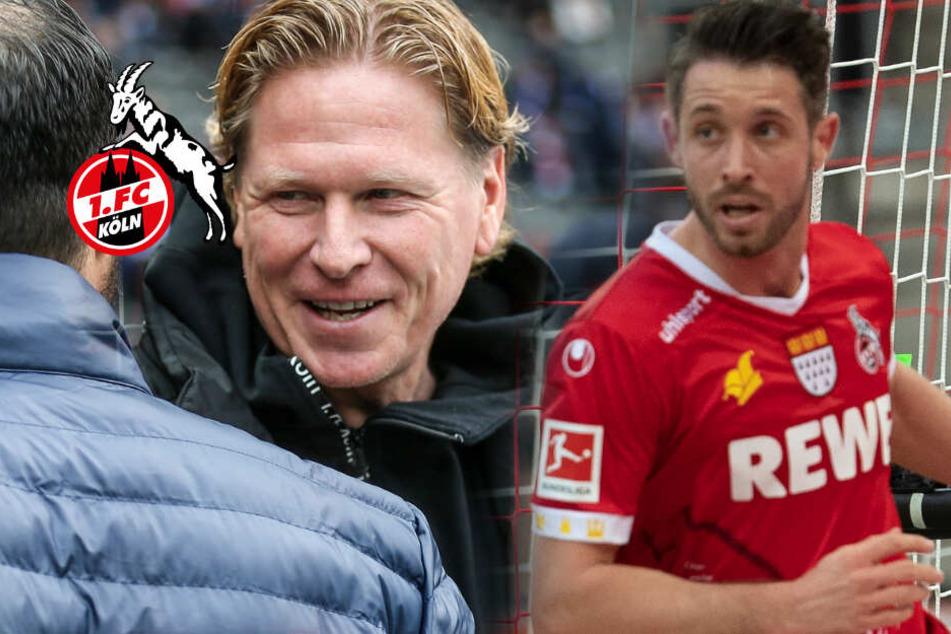 1. FC Köln gegen Schalke 04: Leihspieler Mark Uth will spielen, darf aber nicht!