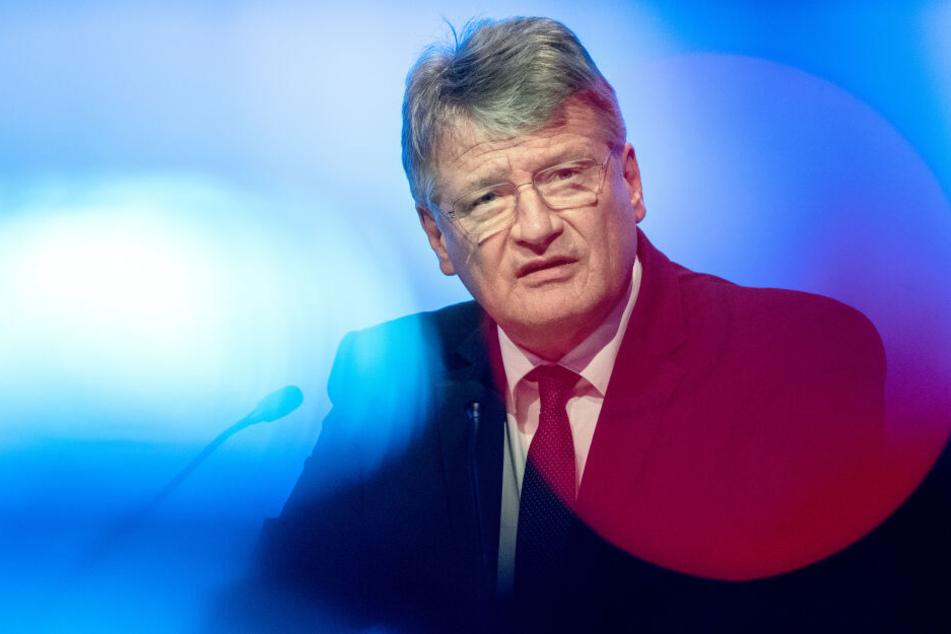 Jörg Meuthen wird in diesem Jahr nicht am Kyffhäusertreffen teilnehmen.