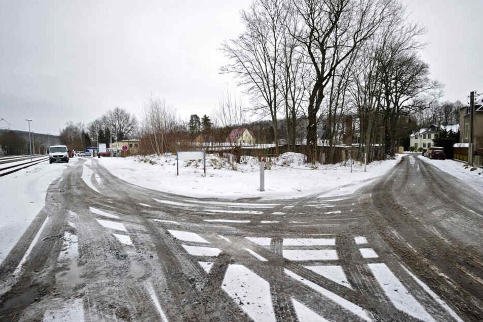 Um zum Grundstück von Rainer Gase richtig abzubiegen, benötigen Müllfahrer Ortskenntnis.