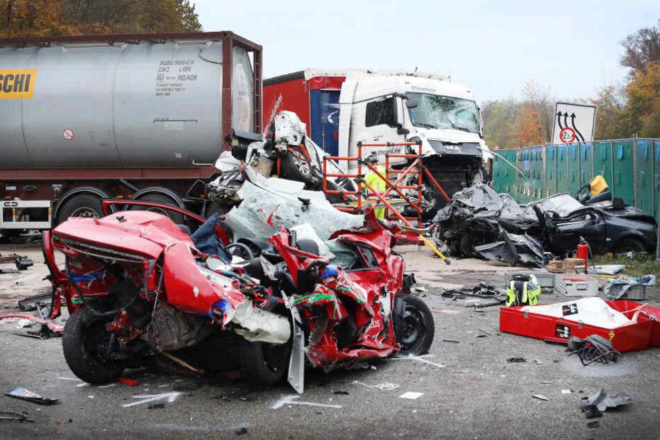 Der tödliche Unfall ereignete sich im November 2017 auf der A3 bei Ratingen.