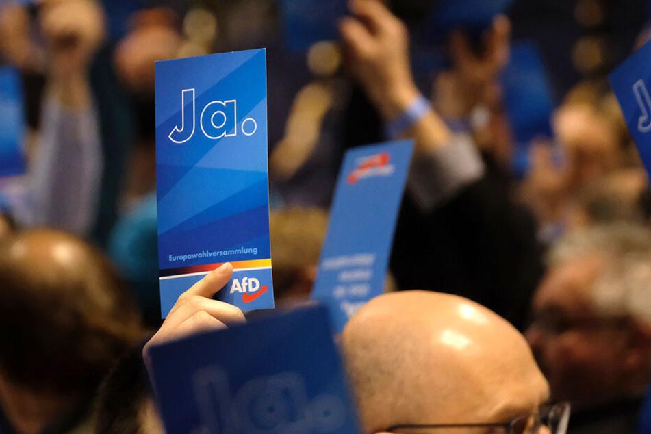 Bei der Abstimmung gab es eine klare Mehrheit für den sächsischen Vorsitzenden.