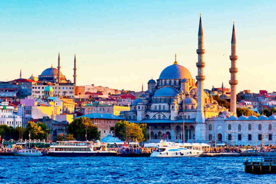 Istanbul lockte jahrzehntelang viele Touristen an.