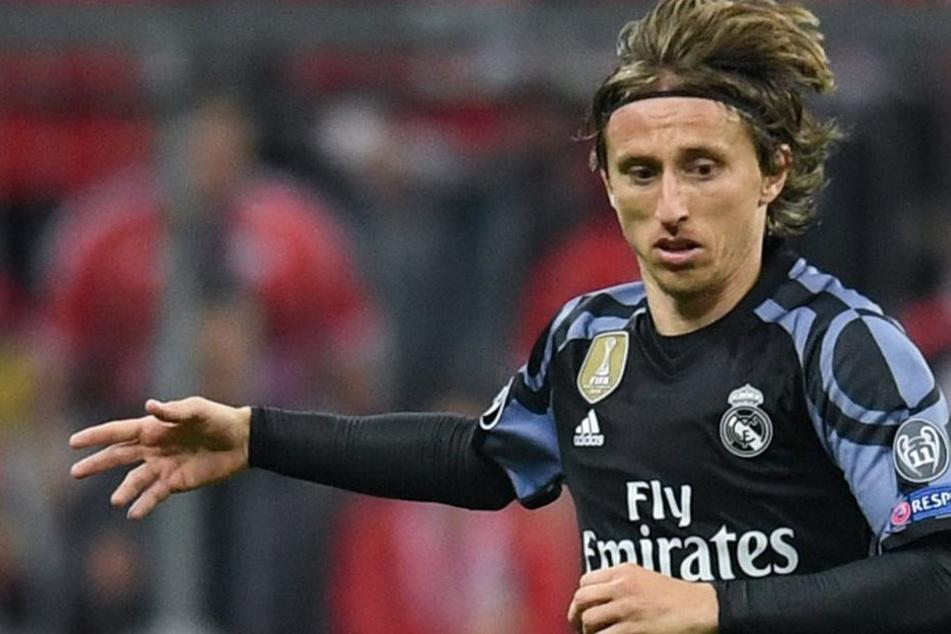 Real Madrid will Inter Mailand wegen Modric bei FIFA anzeigen!