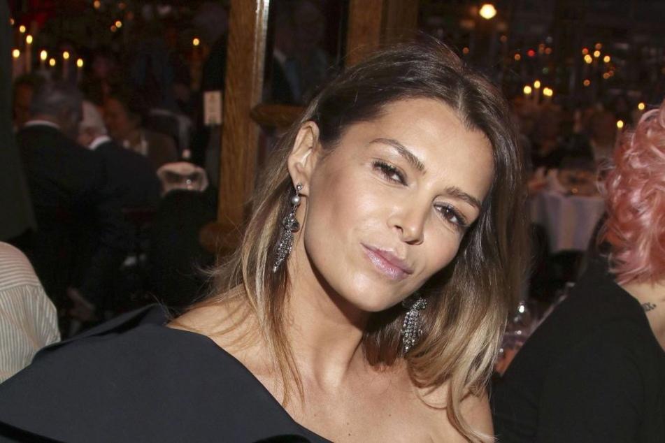 Sabia Boulahrouz auf einer Charity Veranstaltung.