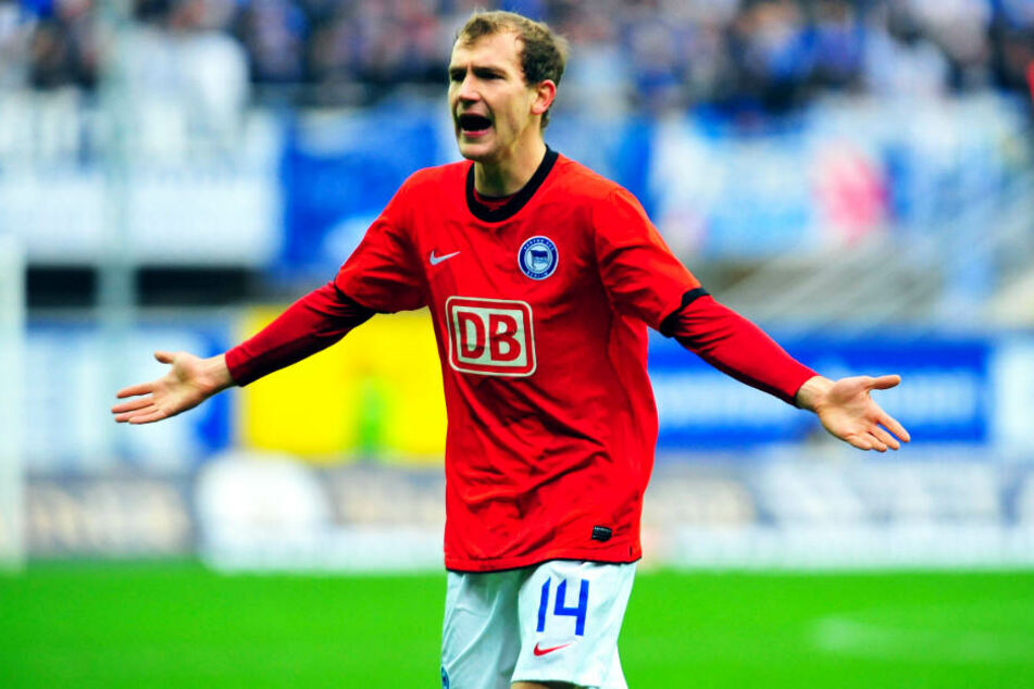 Sebastian Neumann spielte insgesamt elf Jahre für Hertha BSC.