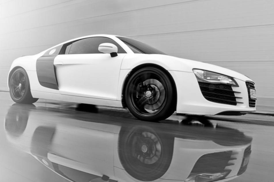 Bei Audi ist es vor allem der schnelle R8, der den Reflex des Habenwollens bei den Prominenten auslöst.
