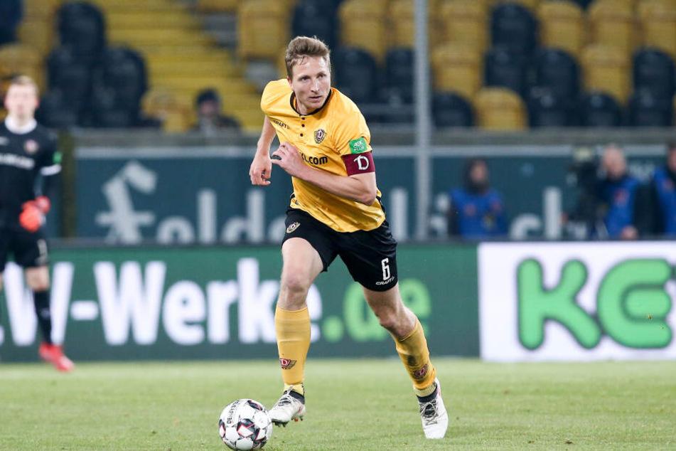 Marco Hartmann fällt wochenlang mit einer Oberschenkelverletzung aus.