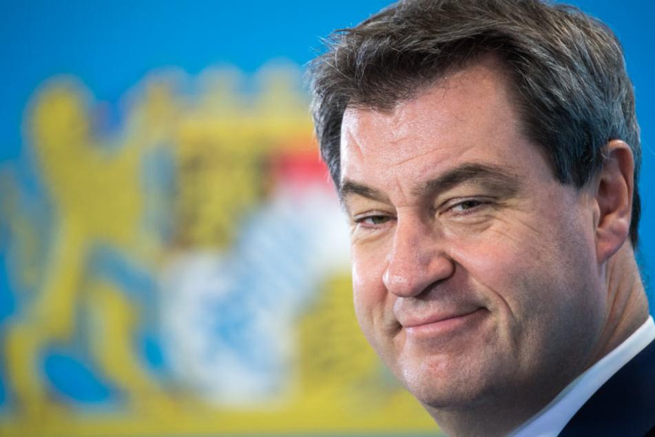 Markus Söder will die Elektromobilität in Bayern vorantreiben.