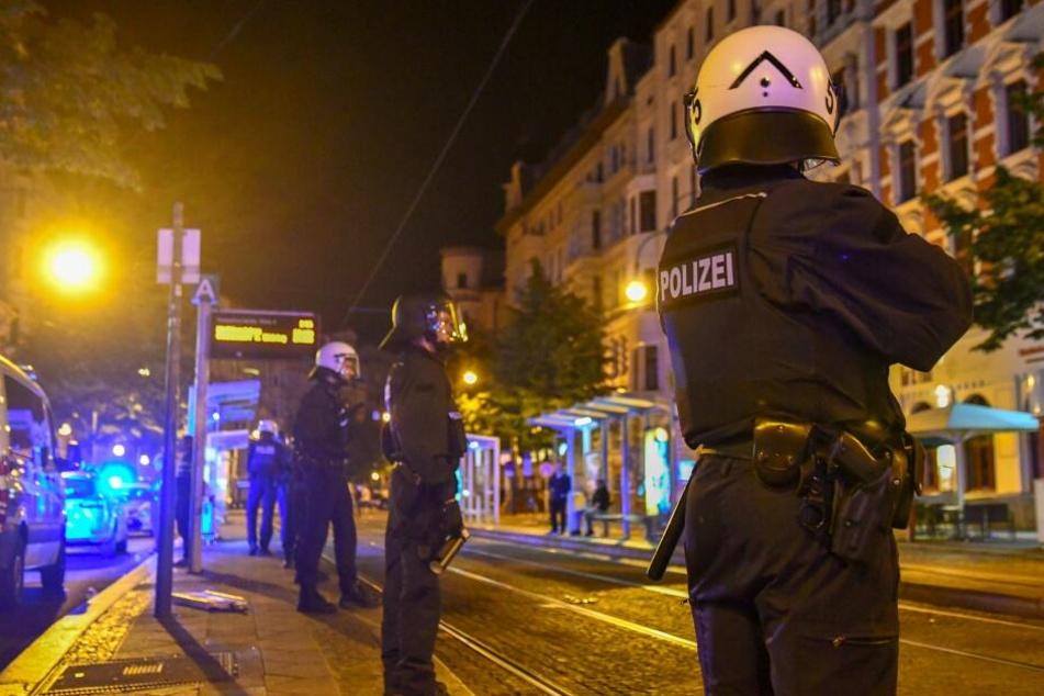 Ein Jahr nach Aufstiegsrandale: Erneut Ausschreitungen in Magdeburg