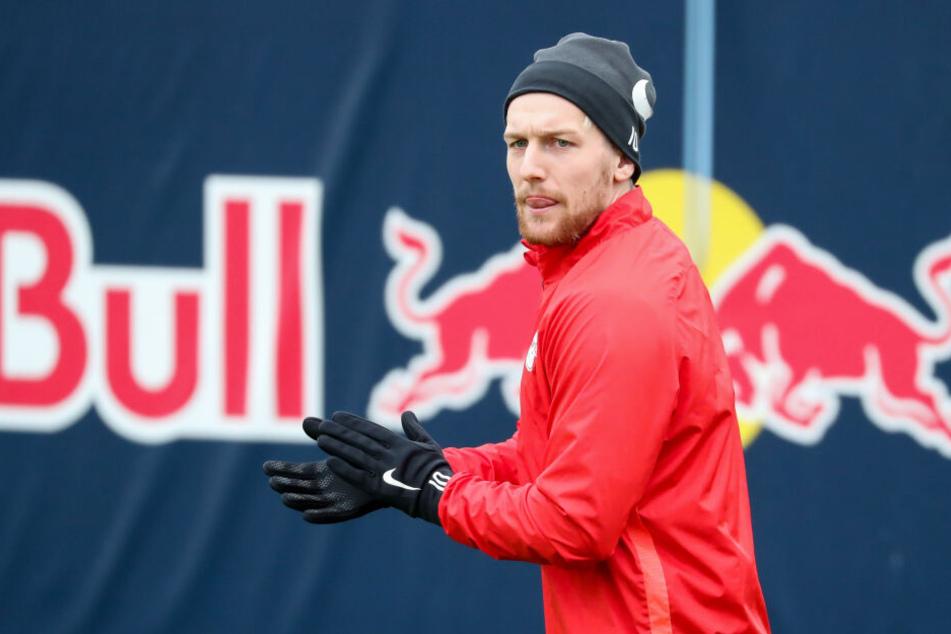 Beim Start der Rückrunde müssen die Roten Bullen auf einen wichtigen Spieler verzichten: Emil Forsberg konnte wegen einer Erkältung nicht trainieren.