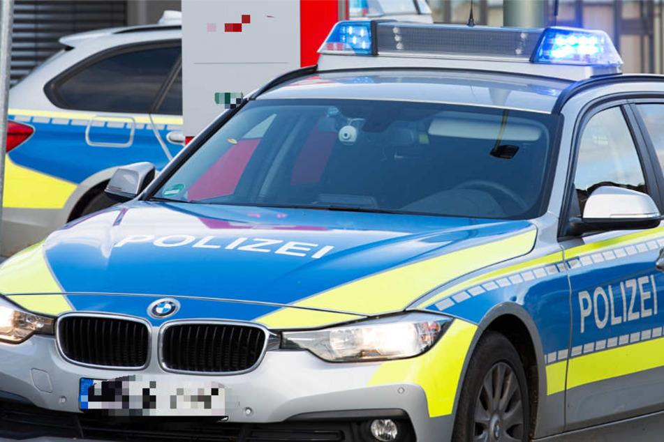 Eine Polizeistreife wurde umgehend entsandt (Symbolbild).