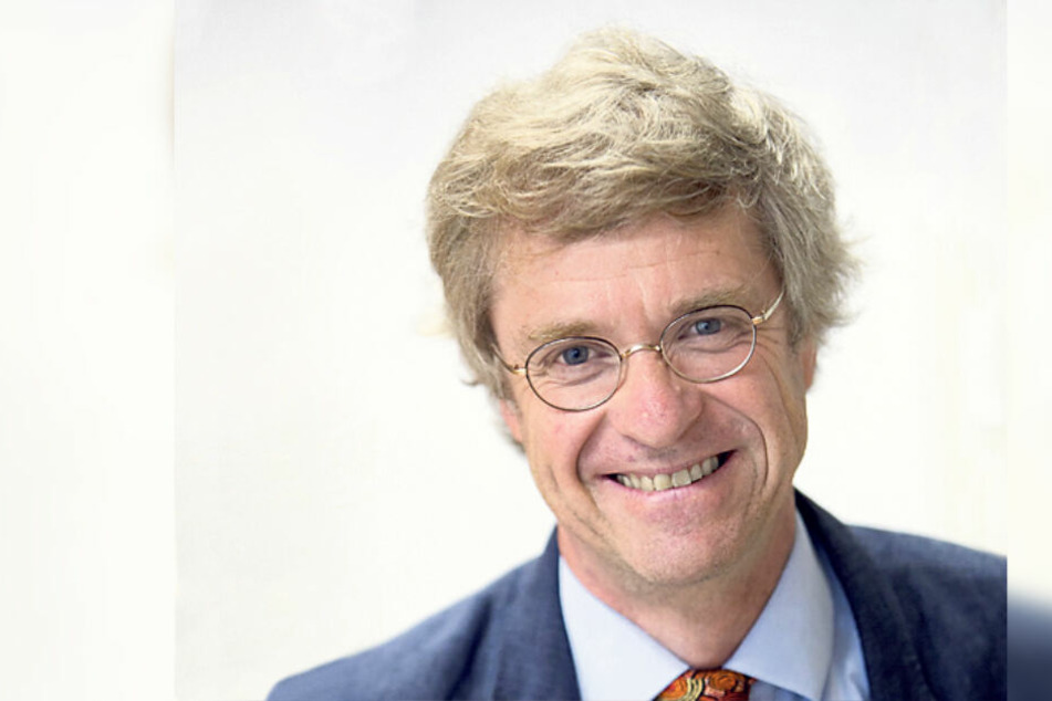 Professor Wieland Kiess ist der Direktor der Klinik für Kinder- und Jugendmedizin am Universitätsklinikum Leipzig.