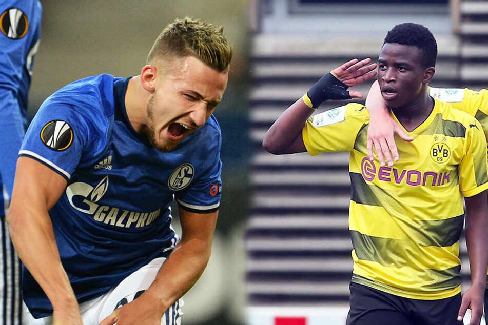 BVB-Wunderkind Moukoko bricht Mega-Rekord von Ex-Schalker Avdijaj!