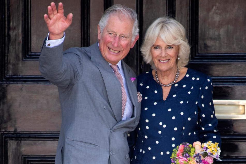 Am Mittwoch, den 8. Mai, besuchenPrinz Charles und seine Frau Camilla Leipzig.