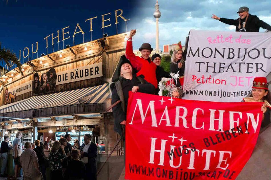 Unterstützung aus der ganzen Welt! Online-Petition zur Rettung des Monbijou Theaters gestartet