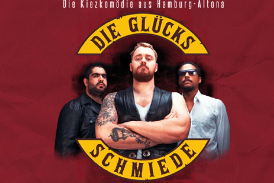 """Hamburgern und Berlinern könnte das Filmplakat von """"Die Glücksschmiede"""" bereits häufiger ins Auge gefallen sein."""