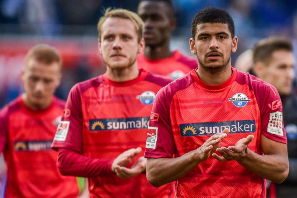 Mohamed Dräger (22) weiß, warum der SCP gegen den MSV Duisburg verloren hat.