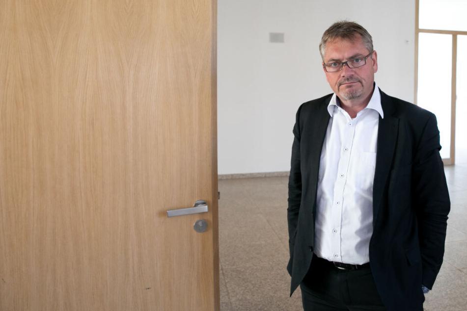 Anwalt Frank Hannig.