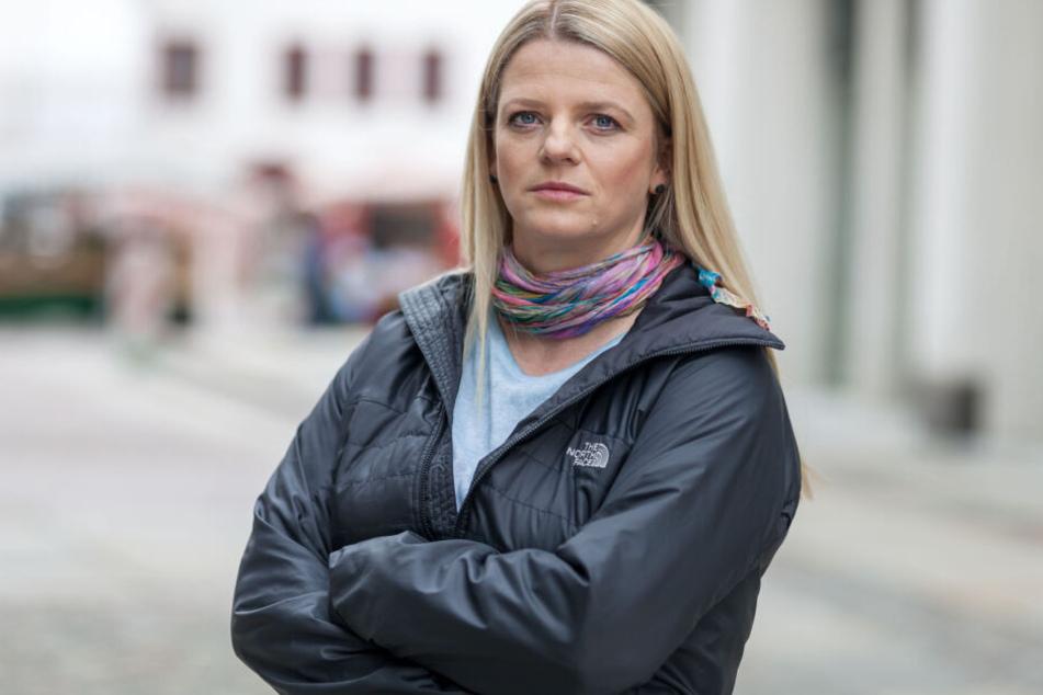 Politikerin Susanne Schaper (41, Linke) ist klar gegen Selbstjustiz.